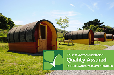 Glamping Pods Ireland